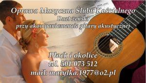 ave maria płock oprawa muzyczna ślubu kościelnego płock ave