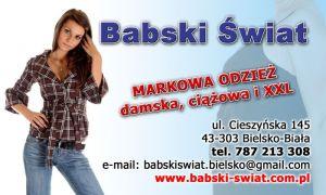 Babski Świat - Odzież Ciążowa , Bielsko-Biała