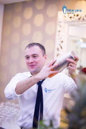 Barman na wesela Drink Bar Blue-Fire Podkarpackie