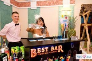 Best Bar, barmana na wesele, drink bar na imprezę firmową, Jasło, Krosno,Rzeszów