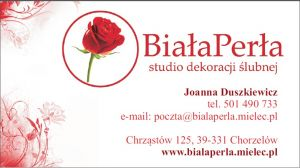 Biała Perła Studio Dekoracji ślubnej Baza Firm Dekoracje ślubne
