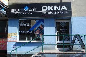 BUDVAR Centrum SA - Okna PCV Drewno Aluminium