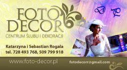 Centrum Ślubu i Dekoracji FotoDecor