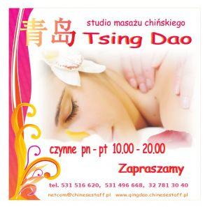 Chiński masaż leczniczy i relaksacyjny