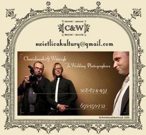 Chmielewski&Wińczyk Fotografowie Ślubni