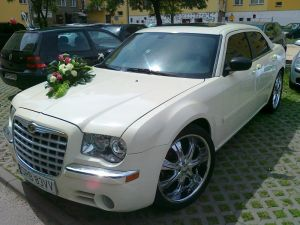 Chrysler 300c na Twój ślub, wesele /22cale/ HIT !