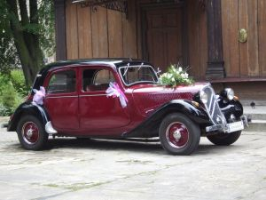 citroen 11 bl do ślubu