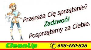 CleanUp Usługi sprzątające Jędrzejów