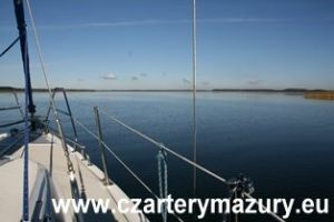 Czartery Jachtów Mazury - Solina Tango Antila