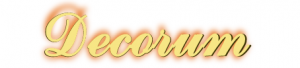 DECORUM - Dekoracje weselne