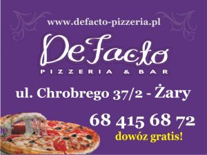 DeFacto Pizzeria & Bar