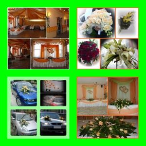 Dekoracja sal weselnych ~ORCHIDEA~