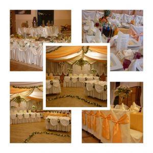 """Dekoracje Okolicznościowe & Catering """"Exclusive Wedding"""""""