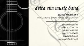 DELTA SIM MUSIC BAND
