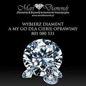 Diamenty & Brylanty Mart Diamonds