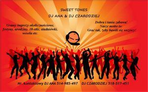 DJ ANA & DJ CZARODZIEJ