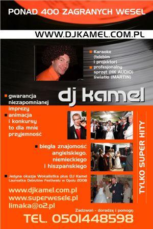 DJ na wesele, organizacja wesel, karaoke