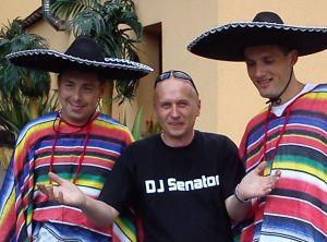 DJ Senator (DJ, Wodzirej na Twoje wesele)