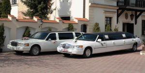 Dobry Ton - wynajem limuzyn do ślubu