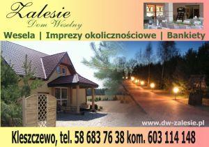 Dom Weselny ZALESIE
