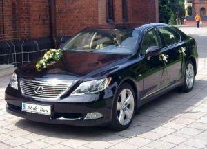 Ekskluzywny Lexus LS460 na Twoje wesele !!!