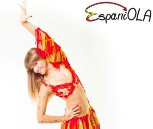 Espaniola - taniec towarzyski, latino solo i pierwszy taniec