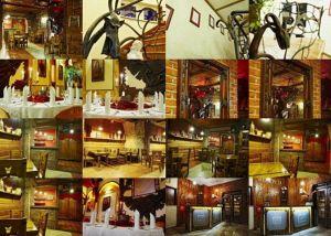 Everest Hotel, Restauracja, Karczma