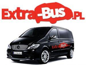 Extra-Bus Olsztyn - bus na lotnisko Gdańsk, bus do Holandii