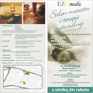 EZOmedic Salon masażu i terapii naturalnej