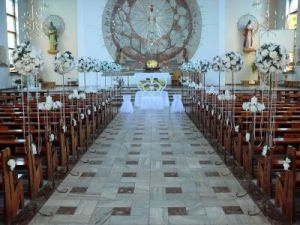 FHU PAD - Dekoracje kościoła