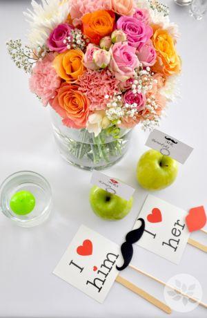 Florystyka i dekoracje ślubne ARCADINES