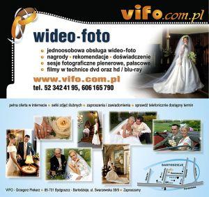 Fotograf Bydgoszcz   Wideofilmowanie Bydgoszcz   VIFO
