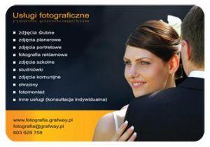 FOTOGRAFIA OKOLICZNOŚCIOWA GRAFWAY
