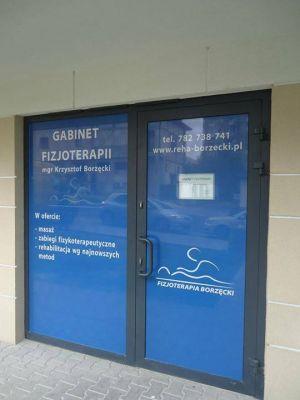 Gabinet Fizjoterapii mgr Krzysztof Borzęcki