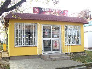 """Gabinet Kosmetyczny, Solarium """"Beauty"""" Świebodzin"""