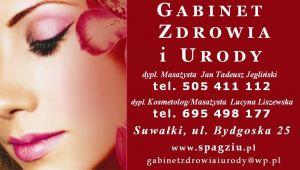 Gabinet Zdrowia i Urody Kosmetolog-masażysta L. Liszewska