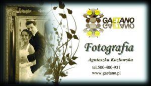 Gaetano fotografia ślubna