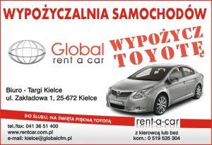 Global Kielce Wypożyczalnia Samochodów