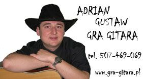 Gra Gitara zespół Gdańsk Sopot Gdynia