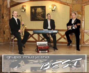 """GRUPA MUZYCZNA """" B E S T """" Bełchatów"""