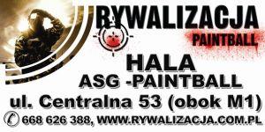 Hala Paintball ASG Rywalizacja