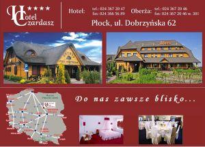 hotel Czardasz**** w Płocku Luksusowe warunki porównaj ceny