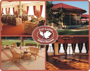 Hotel Pod Lasem w Chynowie