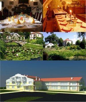 "Hotel Restauracja ""Rajski Ogród"""