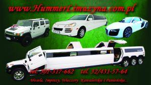 Hummer limuzyna gdynia sopot