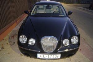 Jaguar S-Type do ślubu