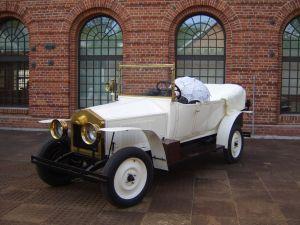 Kabrio- Hudson do ślubu