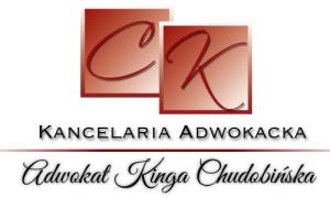 KANCELARIA ADWOKACKA Adwokat Kinga Chudobińska
