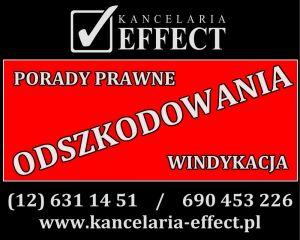 Kancelaria Effect - Odszkodowania Powypadkowe Kraków