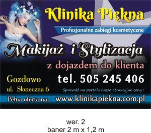 """""""Klinika Pięka"""" Agnieszka Żórawska"""